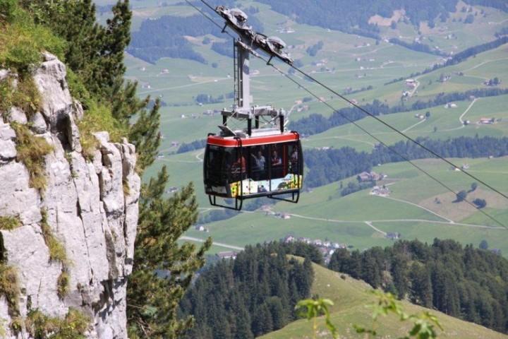Hotel Aescher in Appenzellerland Schweiz 5