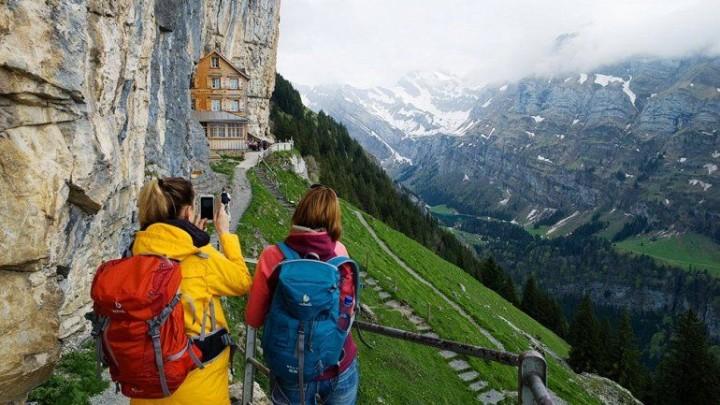 Hotel Aescher in Appenzellerland Schweiz 7