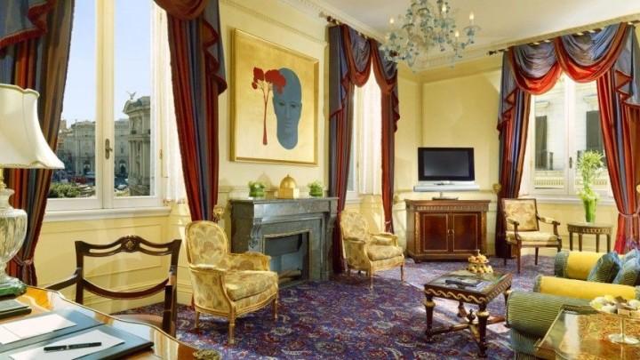 Hotel The St. Regis Rome