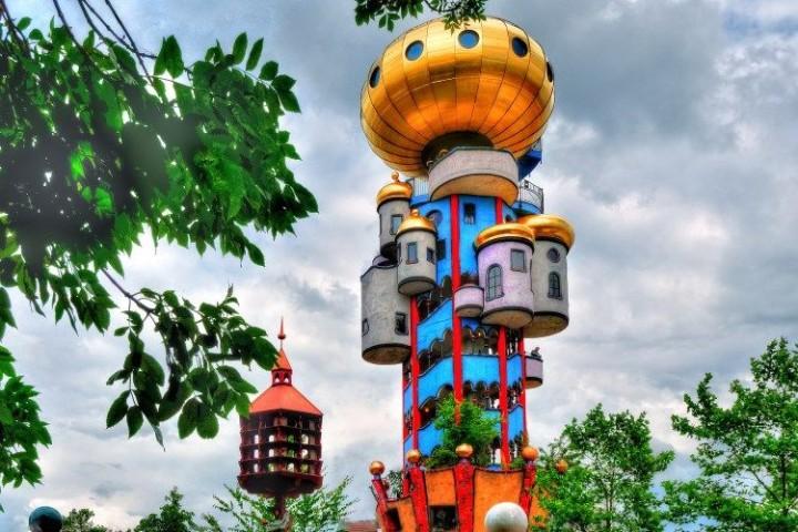 Hundertwasser Turm