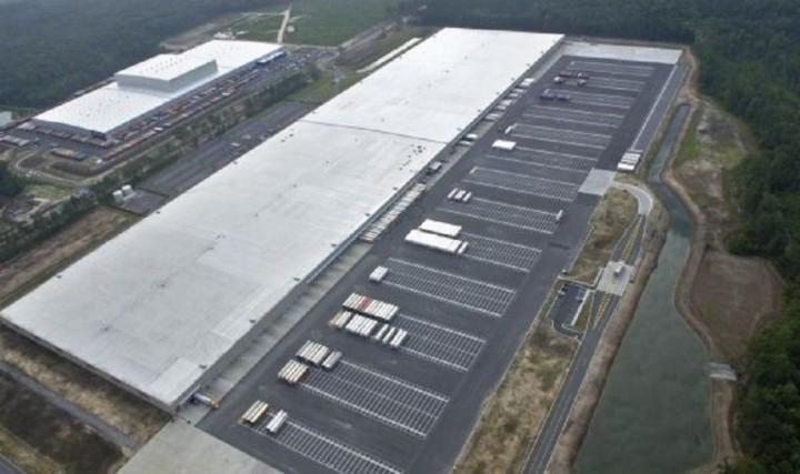 Importlagerhaus Target