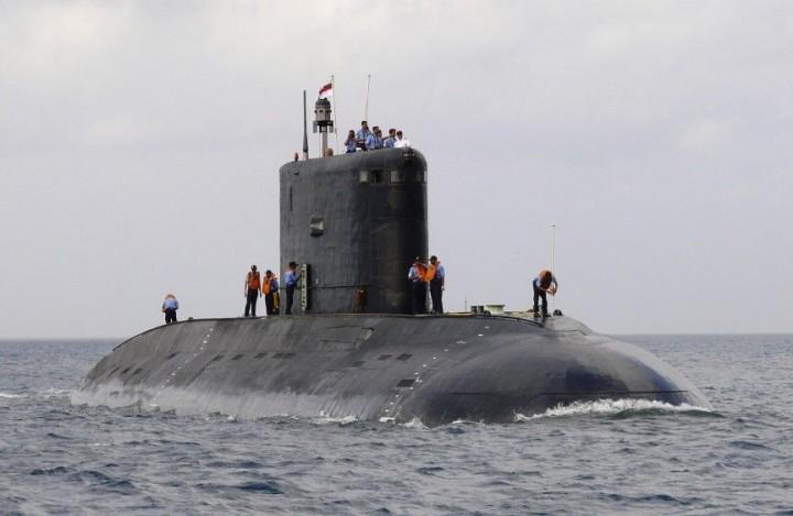 Indien - 17 U-Boote
