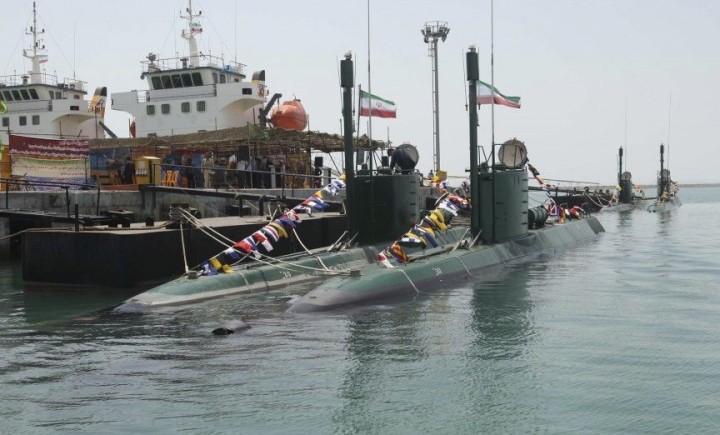 Iran - 31 U-Boote
