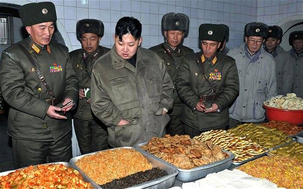 Korruptes Nordkorea