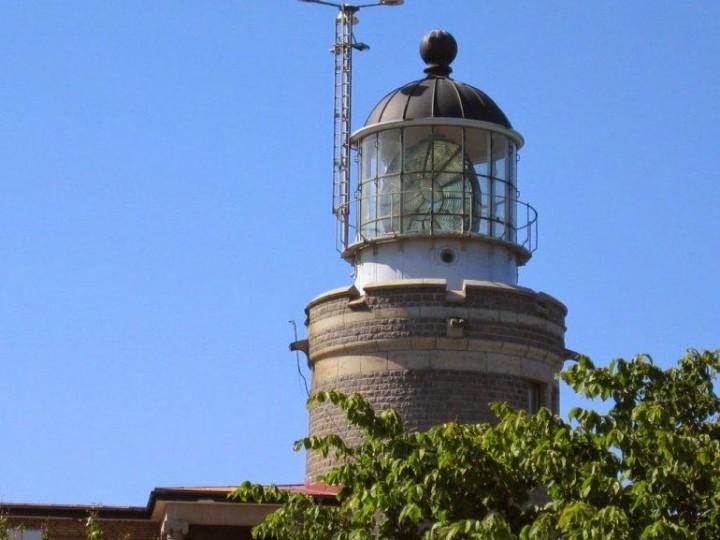 Kullen fyr Leuchtturm