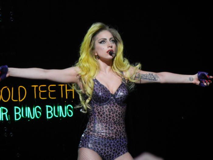 Lady GaGa - Monster Ball - Nashville, TN