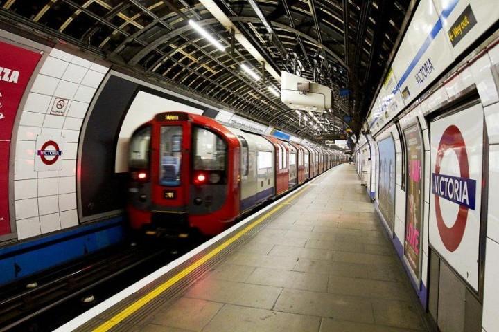 Londoner U-Bahn - 270 Stationen