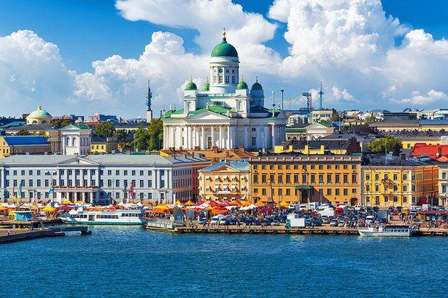 Marktplatz Helsinki