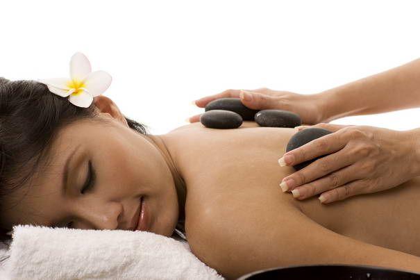 Massage Und Spa Behandlung