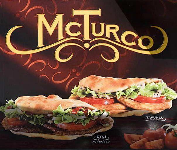 McTurco Kebab Türkei