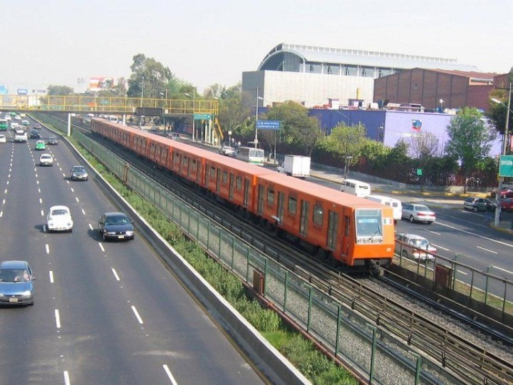 Mexiko-Stadt U-Bahn - 195 Stationen