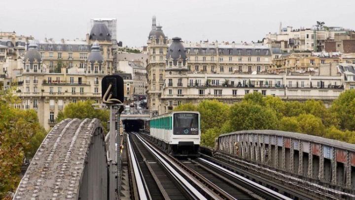 Pariser Metro - 303 Stationen