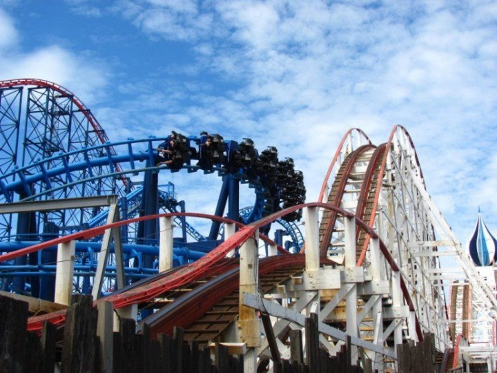 Park Pleasure Beach