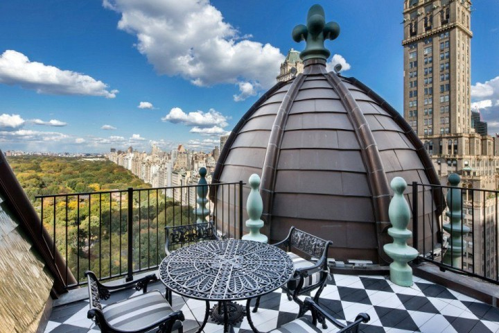 Penthouse Dome in New York