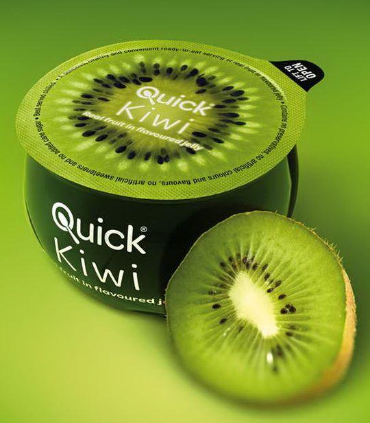 Quick-Frucht-Verpackungs-Konzept