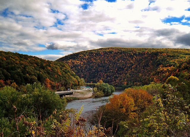Recreation Area Delaware Water Gap