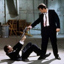 Reservoir Dogs Harvel Keiltel