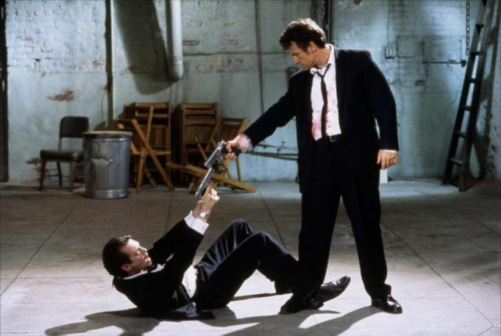 Reservoir Dogs Harvel Keiltel