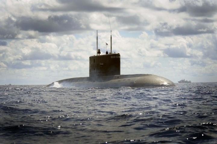 Russland - 63 U-Boote