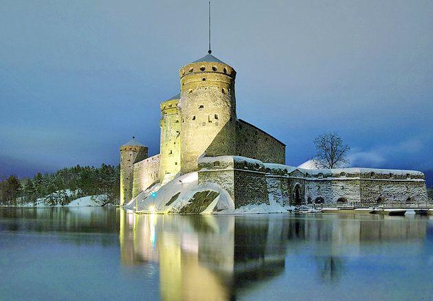 Saimaa-See und Savonlinna