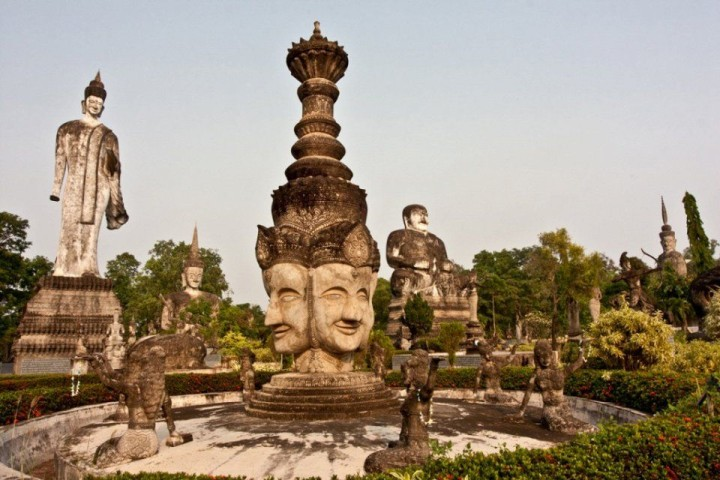 Sala Kaeo Ku, Thailand