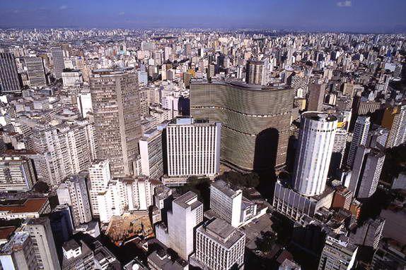 Sao Paolo, Brasilien