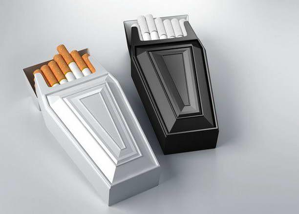 Sarg Rauchkammer