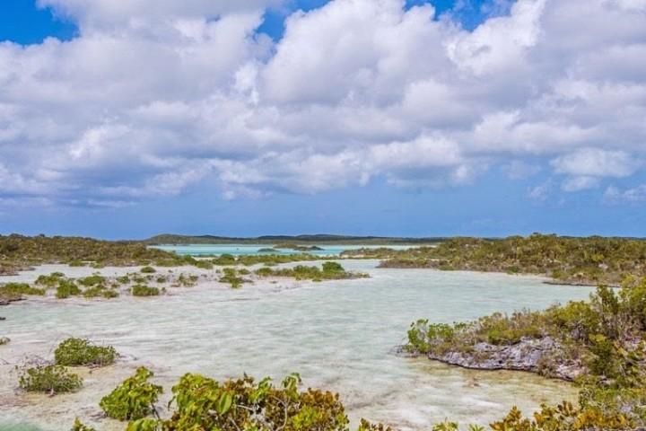 Schönheit der Lagune Chalk Sound 3