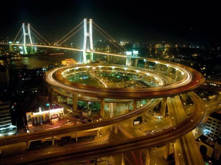 Shanghai-Brücke