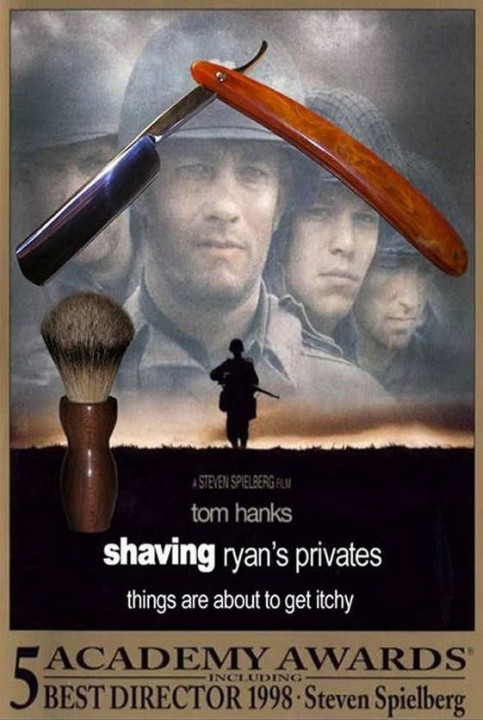 Shaving Ryans Privates