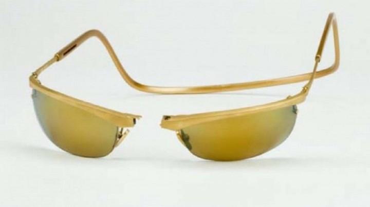 Sportbrillen CliC Gold-18 Carat