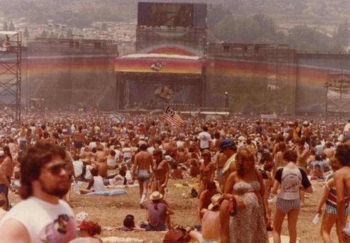 Steve Wozniaks 1983 US Festival 1983