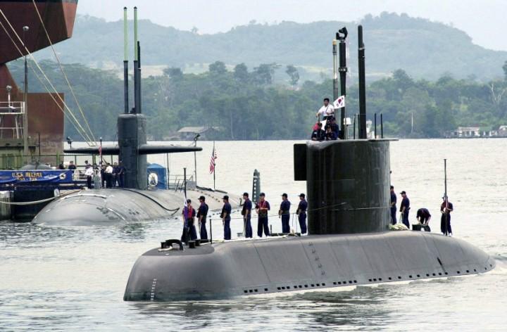 Südkorea - 14 U-Boote