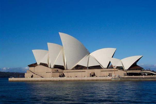 Sydney Opera Haus