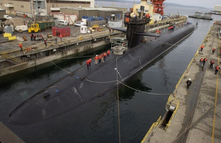 USA - 72 U-Boote