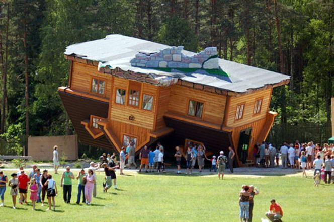 Upside-Down-Haus