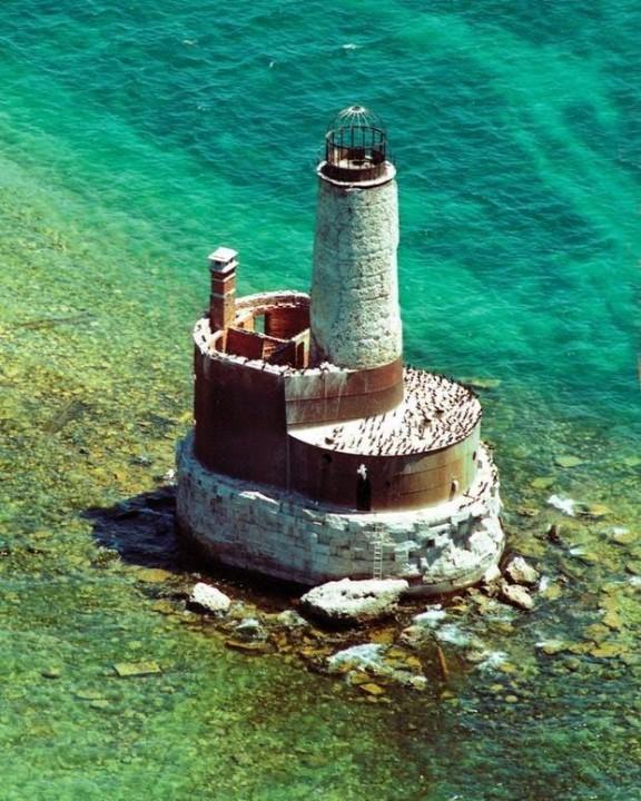 Waugoshance Leuchtturm  1