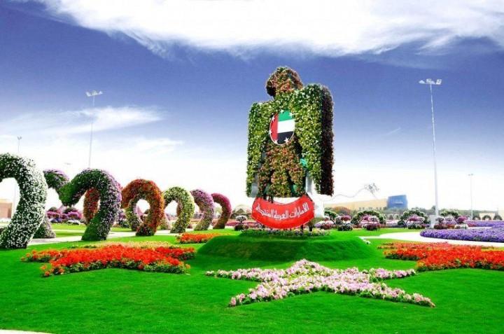 größte und schönste Blumengarten 1