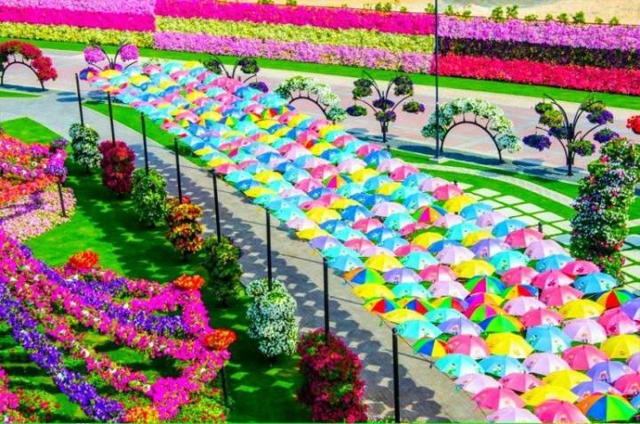 größte und schönste Blumengarten 3