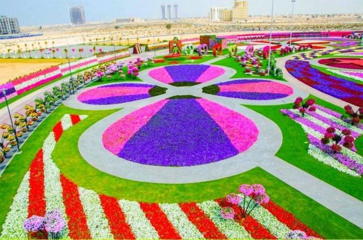 größte und schönste Blumengarten 4