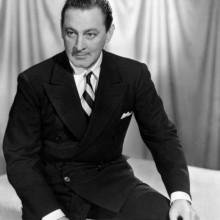 1920er Jahre Herren Haar style john barrymore