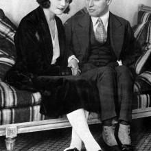 1920er Jahre Herren Haarschnitt charlie chaplin