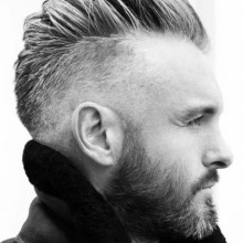 BART und Frisuren für Männer