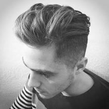 Clubs Frisuren für mittlere Dicke Haare