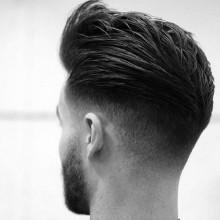 Clubs Frisuren kurze Dicke Haare