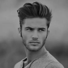 Coole Frisur für Männer