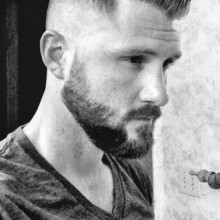 Coole Herren-Seitenteil Frisuren