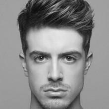 Dicke kurze Frisuren für Männer