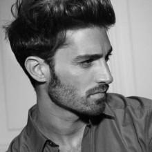 Dicke wellige moderne Frisuren für Männer
