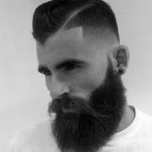 Frisur Rasiert Seiten für Männer